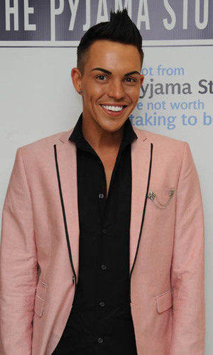 TOWIE's Bobby Norris at The Pyjama Store's VIP annual Celebrity Soiree (4 September 2013)