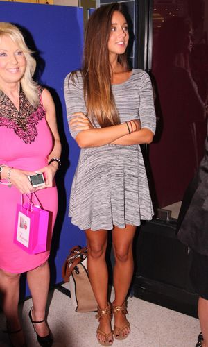 Emily MacDonagh at 'Forever Young' and 'Forever' fragrance signing, Stoke-on-Trent, Staffordshire, Britain - 05 Sep 2013