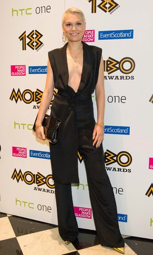 MOBO Awards nomination launch party - London, Jessie J 3 September 2013