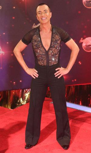 Strictly Come Dancing red carpet launch event held at Elstree studios - Arrivals - Julien Macdonald