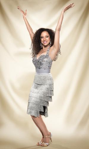 Strictly Come Dancing 2013: Natalie Gumede