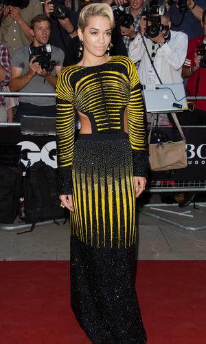 GQ Men of the Year Awards 2013, London - Rita Ora - 3 September 2013