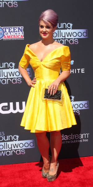 Kelly Osbourne at the Young Hollywood Awards