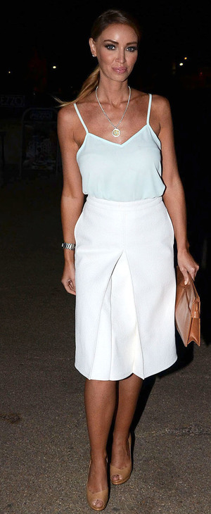 Lauren Pope at the Hors D'Oeuvre South Woodford Launch party in London - 5th September 2013