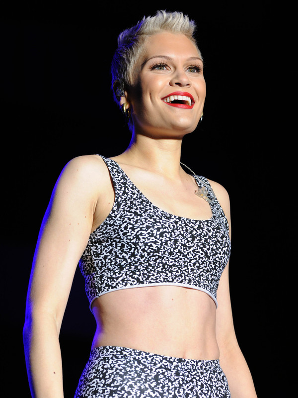 Jessie J on stage at The Fusion Festival - Birmingham, 31st August 2013