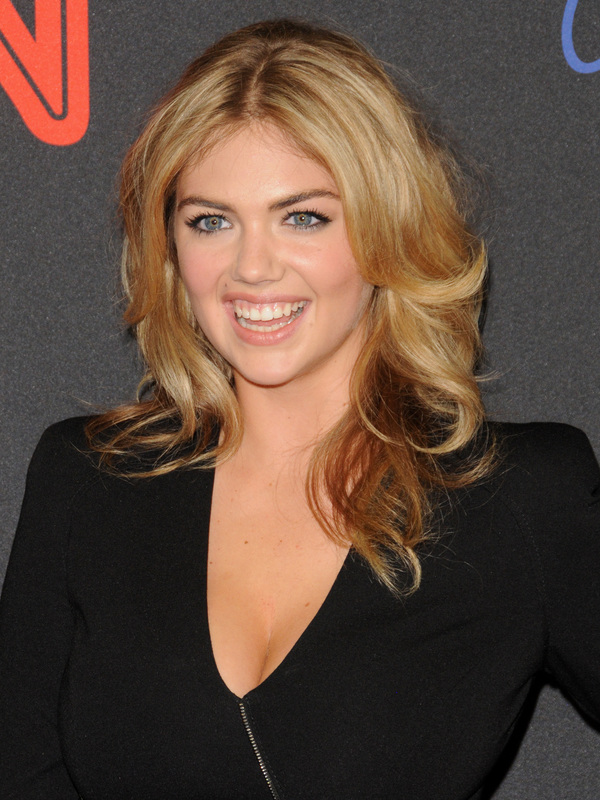 Kate Upton at the Style Awards at New York Fashion Week - New York, 4th September 2013