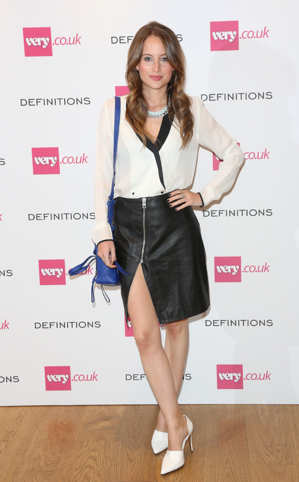 Rosie Fortescue at Very's Definitions Launch Party at Somerset House - London 4th September 2013