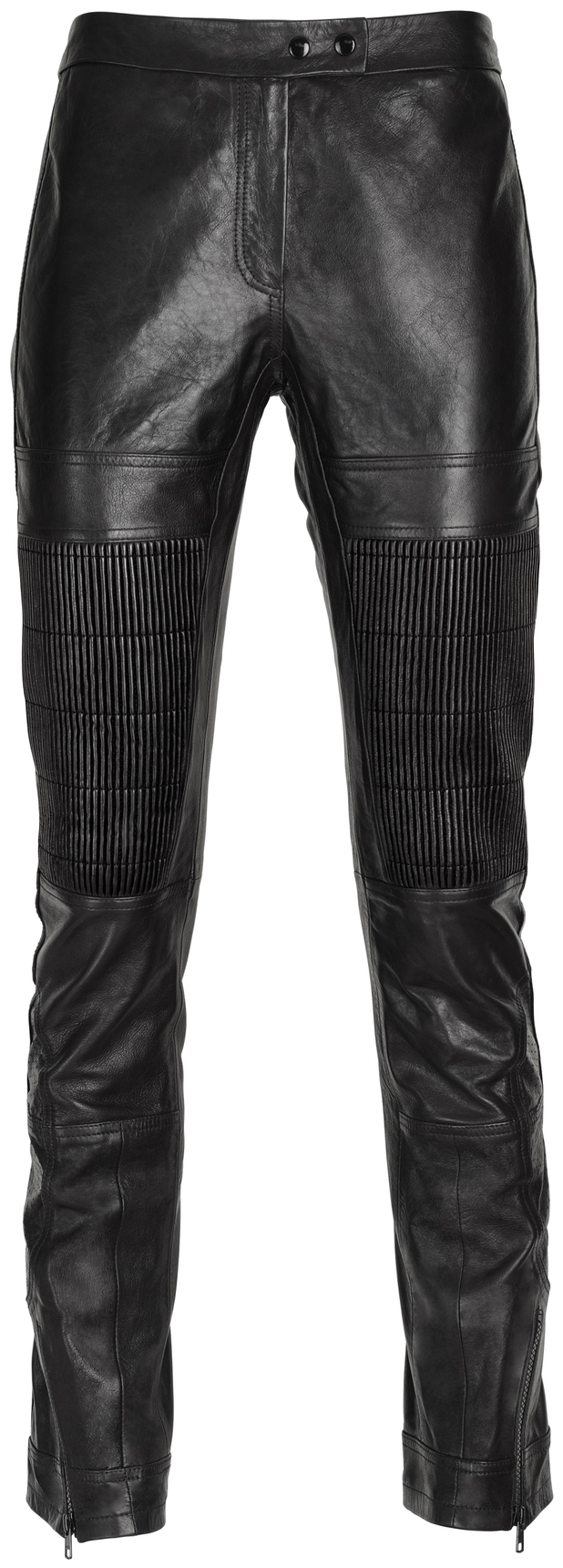 Leather Trousers £99.99 H&m