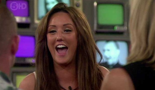 Charlotte Crosby in Celebrity Big Brother 2013