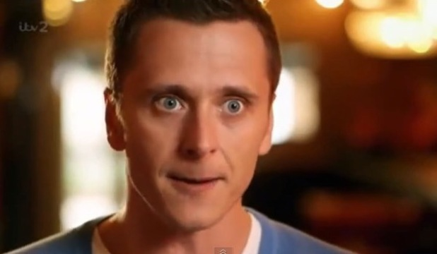 Ritchie Neville on The Big Reunion - 2013