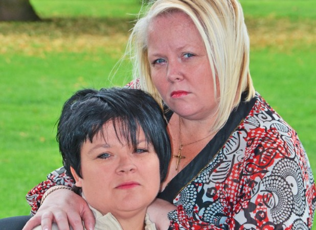 Lita and Tanya were devastated to learn their dad had been abusing both of them