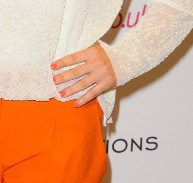 Lousie Thompson at Very's Definitions Launch Party at Somerset House - London 4th September 2013