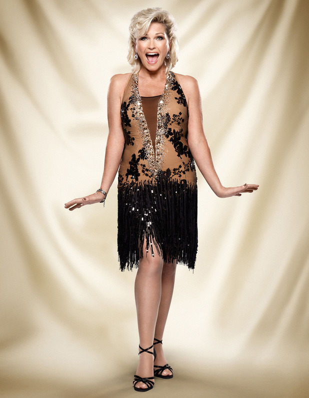 Strictly Come Dancing 2013: Fiona Fullerton