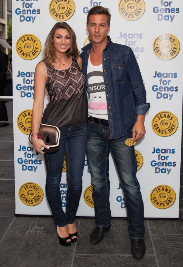 Jeans For Genes Day 2013: Imogen Thomas, Jessica Wright, more