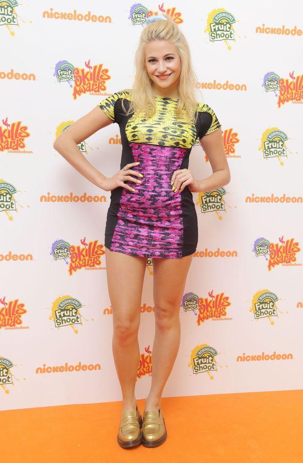 Pixie Lott at Nickelodeon's Fruit Shoot Skills Awards