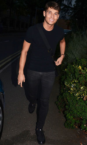 The HDOsw (Hors D'Oeuvre South Woodford) launch party in South Woodford in North East London, Joey Essex
