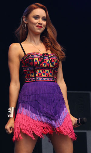 Fusion Festival 2013 - Performances - Day Two, Una Healy