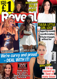 Reveal magazine week 37 cover
