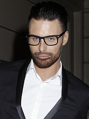 Rylan Clark - Spectacle Wearer Of The Year Awards, London, Britain - 10 Sep 2013