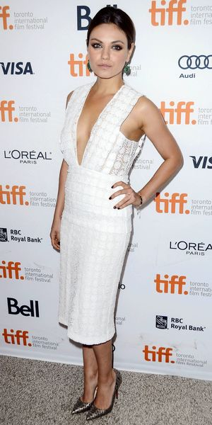 Mila Kunis at the 'Third Person' film premiere at the Toronto International Film Festival, Canada - 09 Sep 2013
