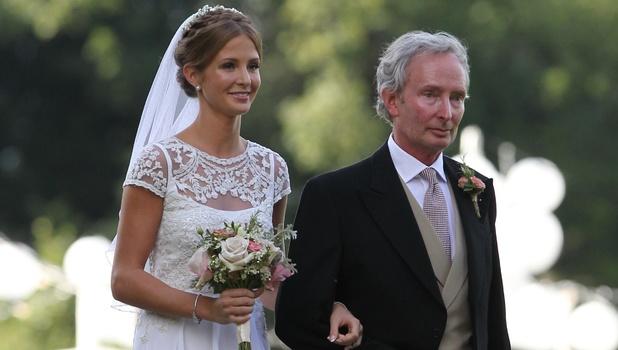 Professor Green wedding to Millie Mackintosh - 10 September 2013