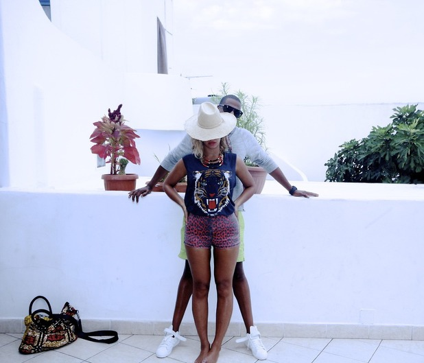 Beyoncé posts pictures of her birthday break in Italy with husband Jay Z - September 2013