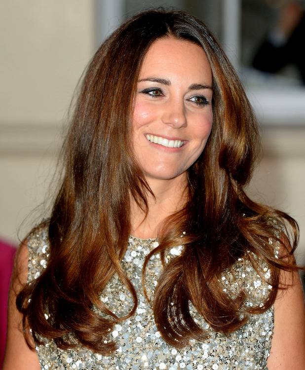 Tusk Conservation Awards, London, Britain - 12 Sep 2013 Catherine Duchess of Cambridge