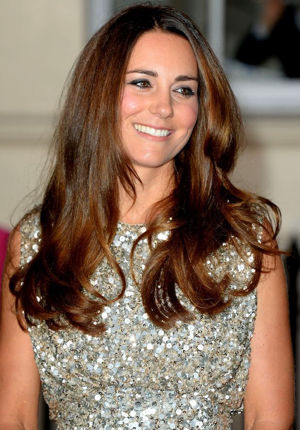 Tusk Conservation Awards, London, Britain - 12 Sep 2013 Catherine Duchess of Cambridge