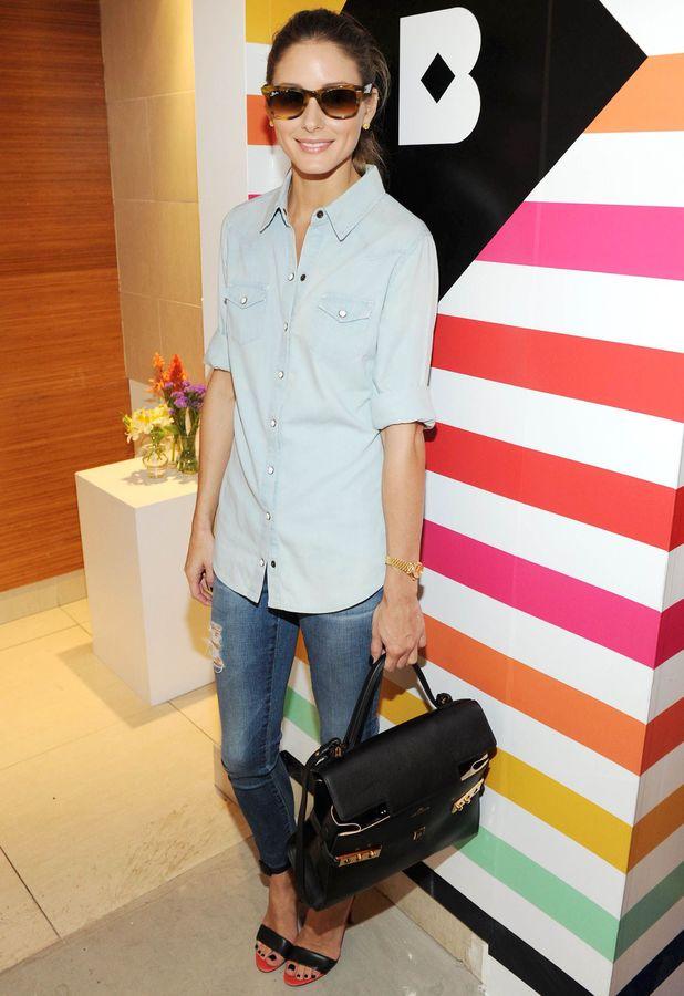 Olivia Palermo New York Fashion Week, 8 September