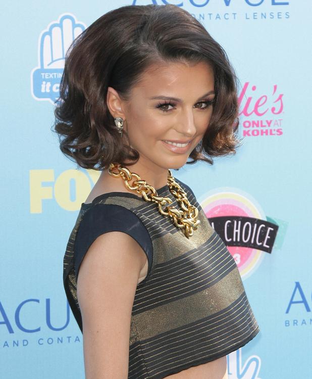 2013 Teen Choice Awards Arrivals held at the Gibson Amphitheatre Cher Lloyd Credit : Adriana M. Barraza/WENN.com Date Created : 08/11/2013