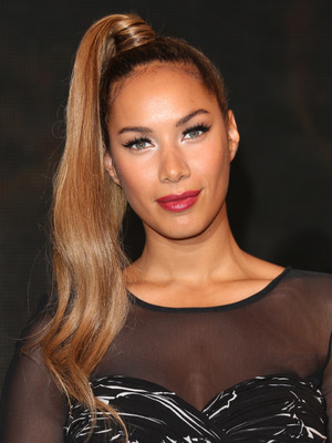 Leona Lewis signs copies of her album 'Glassheart' at HMV Oxford Street London, England - 15.10.12
