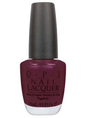 OPI Nail Lacquer in Lincoln Park at Midnight