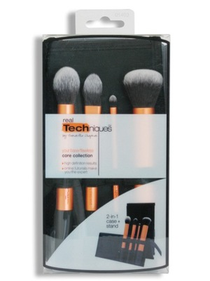 Real Techniques Core Collection brush set, £21.99