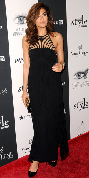 Eva Mendes at the 2013 Icons Of Style Gala - New York - 19 September