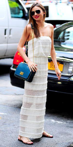 Miranda Kerr out in New York, 16 September
