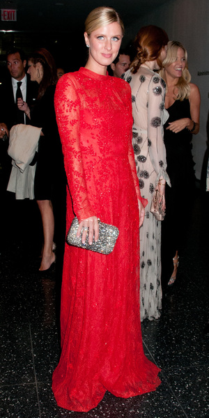 Nicky Hilton at charity gala, New York - 18 September