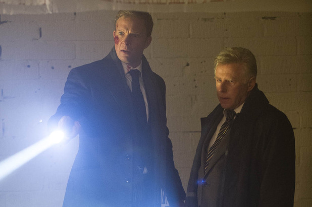 Whitechapel, Miles and Chandler investigate an art murder, Wed 18 Sep