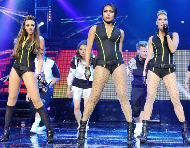 The Big Reunion' Concert, London, Britain - Liberty X - Michelle Heaton, Kelli Young, Jessica Taylor