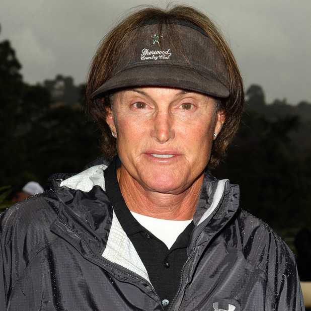 Bruce Jenner attends the 6th Annual George Lopez Celebrity Golf Classic To Benefit The Lopez Foundation, 6th May 2013