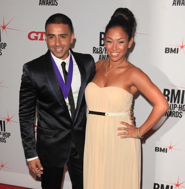 2013 BMI R&B Hip-Hop Awards at the Manhattan Center Jay Sean, Thara Natalie Prashad