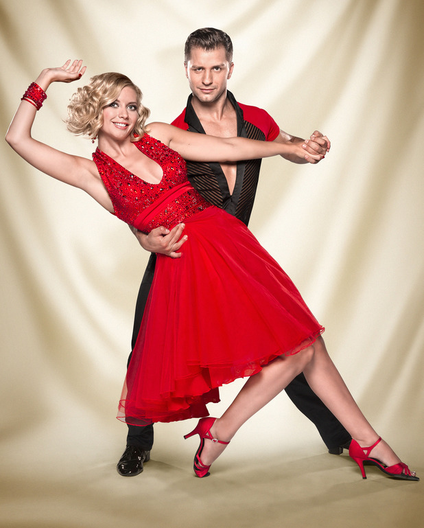 Strictly Come Dancing official couples photos: Rachel Riley, Pasha Kovalev