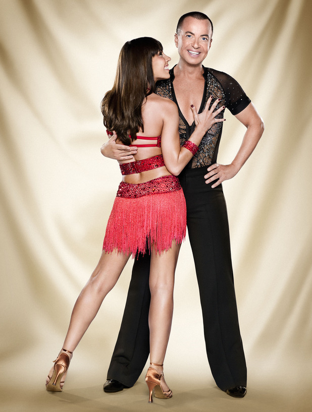 Strictly Come Dancing official couples photos: Janette Manrara, Julien Macdonald