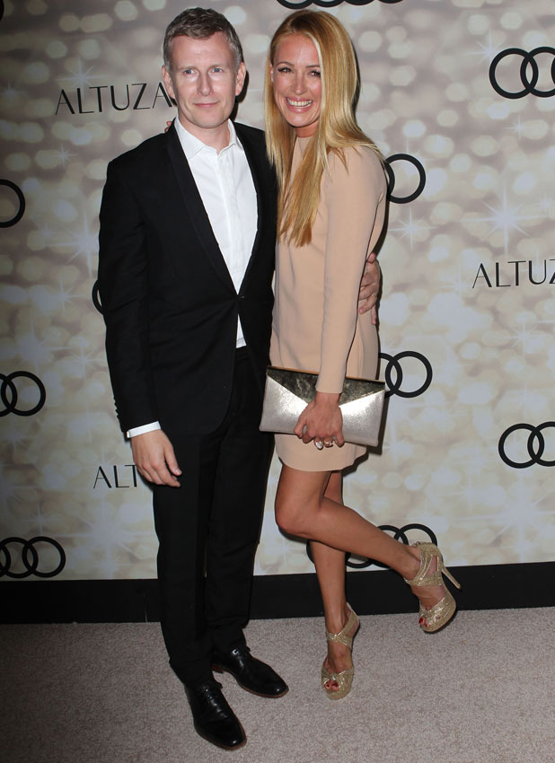 Patrick Kielty and Cat Deeley, Audi And Altuzarra Kick Off Emmy Week 2013 Held at Ceconni's, September 2013