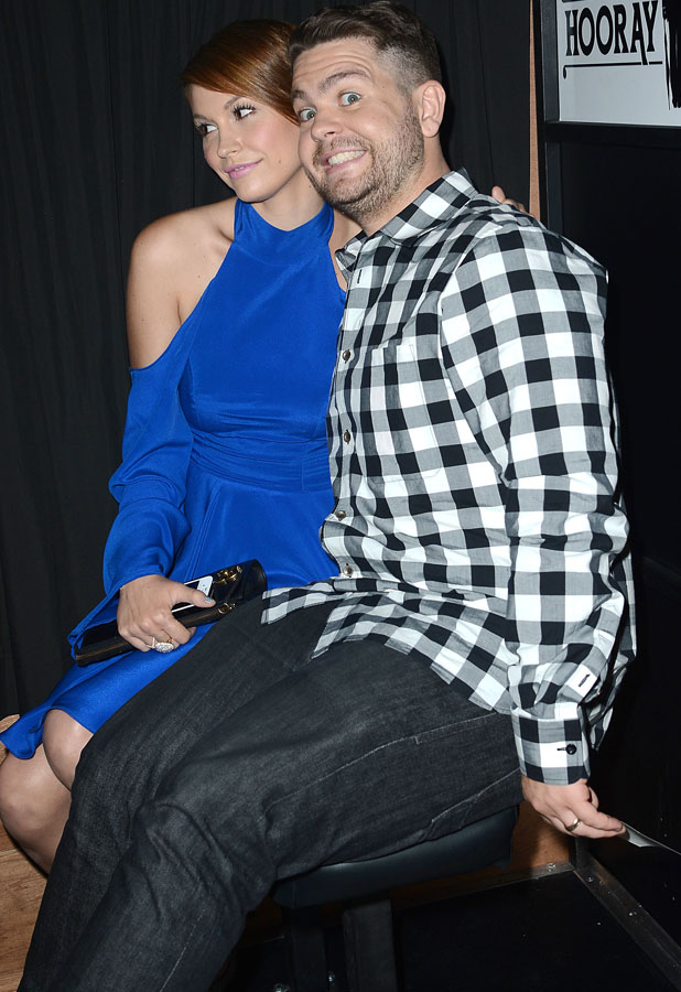Dancing with The Stars Premiere Party at Hooray Henrys Hosted by Cheryl Burke, Jack and Lisa Osbourne, September 2013