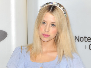 Peaches Geldof was in talks to judge on Australia's Next Top Model