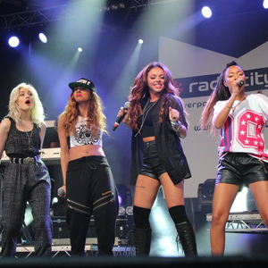 Liverpool International Music Festival (LIMF) 2013 - Performances Person In Image:	Little Mix - Jesy Nelson, Jade Thirlwall, Leigh-Anne and Perrie Edwards Credit :	WENN.com Date Created :	08/24/2013 Location :	Liverpool, United Kingdom