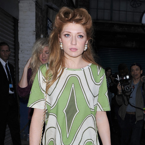 LFW s/s 2014 - House Of Holland - Arrivals Nicola Roberts Credit :	Will Alexander/WENN.com Date Created :	09/14/2013 Location : London, United