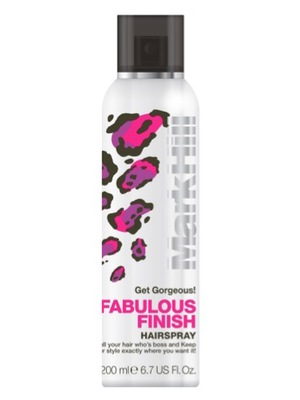 Mark Hill Get Gorgeous! Fabulous Finish Hairspray, £5.99