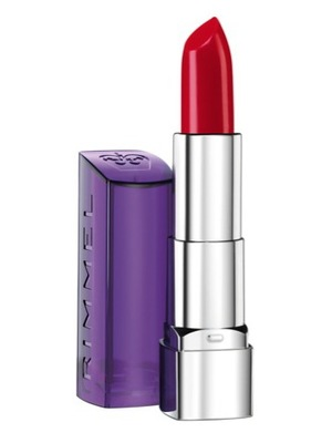 Rimmel Moisture Renew Lipstick in Mayfair Red Lady, £6.49