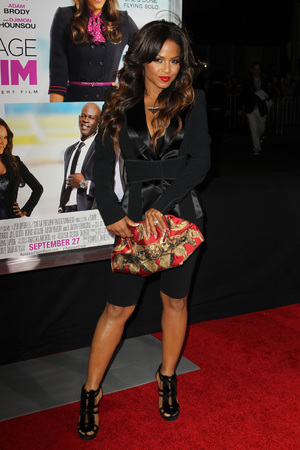 The World Premiere of Fox Searchlight Pictures' BAGGAGE CLAIM Held at Regal Cinemas L.A. Live Christina Milian - 25.6.2013